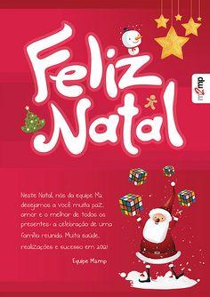 Cartão de Natal | Agência M2mp
