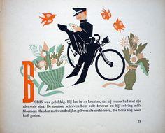 Feodora, illustrated by Jan Goeting.