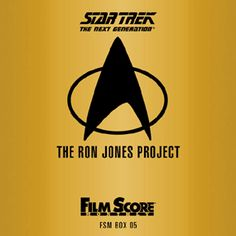 Star Trek The Next Generation (TV) The Ron Jones Project (Soundtrack Compilation)