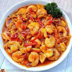Recipe Details, Indonesian Food, Fish And Seafood, Fish Recipes, Allrecipes, Shrimp, Food And Drink, Cooking Recipes, Menu