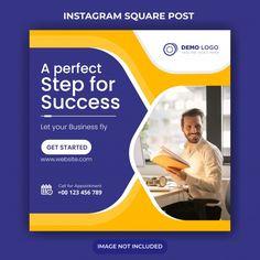 Social Media Poster, Social Media Banner, Social Media Design, Social Media Graphics, Business Poster, Business Branding, Fond Design, Banner Design Inspiration, Design Campaign