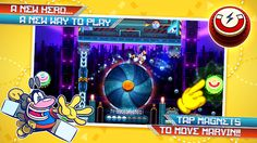 Feel the magnetic rush as you swing, toss, & boost Major Magnet to save the world.<p>The award-winning Major Magnet makes his glorious debut on Android in this FREE follow-up to the ★★APP STORE EDITOR'S CHOICE★★ original!<p>❍ Addictive, Physics-based Game