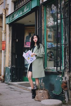 daily 2017 feminine& classy look Winter Outfits, Cool Outfits, Casual Outfits, How To Look Classy, Korean Outfits, Girl Model, Asian Style, All About Fashion, Ulzzang Girl