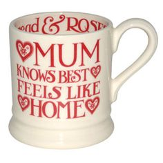 Mother's Day 1/2 Pint Mug - Emma Bridgewater