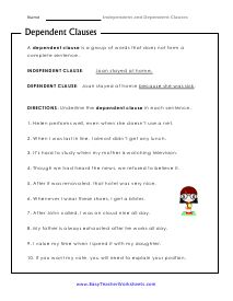 The 25+ best Dependent clause ideas on Pinterest