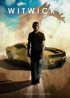 2014 Chevrolet Camaro: Transformers Shia LaBeouf