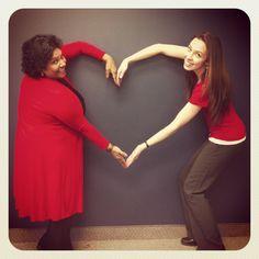 Carmen and Santana!