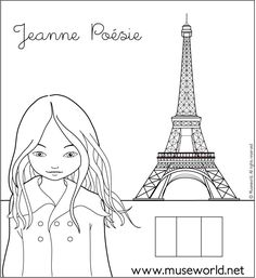 Free coloring page coloring-paris-arc-triomphe. The Arc de