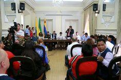 Ministro del Interior y Gobernador del Cauca reactivan Mesa Departamental de Garantías para los Derechos Humanos