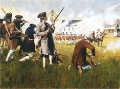 """""""Stand Your Ground""""    In the early hours of April 19, 1775, Capt. John Parker was alerted to mobilize the Lexington Company of the Middlesex County Brigade, Massachusetts Militia, in anticipation of a British 700-man force that was marching to Concord to capture provincial arms. Just after sunrise Parker and his 77 militiamen stood in defiance of the British advance guard. """"Stand your ground,"""" Parker ordered. """"Don't fire unless fired upon. But, if they want to have a war, let it begin…"""