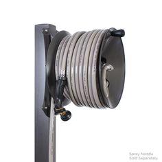 Aluminum Post Garden Hose Reel