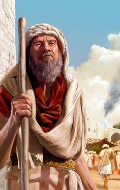 Abrahán rechazando la idolatría de Ur