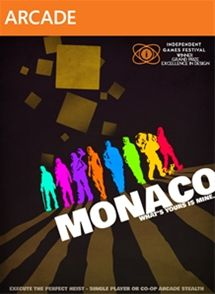 42940fc87 Monaco: What's Yours is Mine: free games with gold game I got in September. Giant  BombXbox ...
