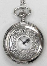 透かし彫り柄懐中時計|雑貨|ゴスロリ通販 PUTUMAYO
