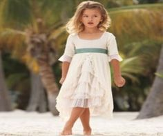 Possible flower girl dress that is if she likes it