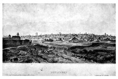 București, la mijlocul secolului al 19-lea Paris Skyline, Louvre, Bouquet, Building, Travel, Viajes, Bouquet Of Flowers, Buildings, Bouquets