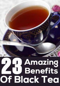 Anti Diet -Tips - Anti Diet -Tips - Health benefits of black tea How To Stay Healthy, Healthy Life, Healthy Living, Black Tea Benefits, Tea Facts, Diet Tips, Afternoon Tea, Tea Time, Herbalism