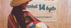 #newcollection HUMANA Vintage: dal 14 luglio negli store di #Milano e #Roma! www.humanavintage.it  #vintage #shoppingsolidale #humanavintage #vintagestyle #retrostyle #humanaitalia