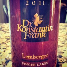 The Nittany Epicurean: 2011 Dr. Frank Lemberger