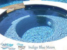 Prism Matrix Indigo Blue - Installed by ASI Pool Plastering