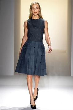 Calvin Klein Collection - Collections Fall Winter 2013-14 - Shows - Vogue.it