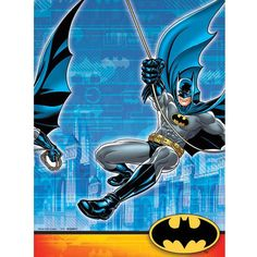 Check out Batman Table Cover - Low Priced Themed Tableware Decorations and…