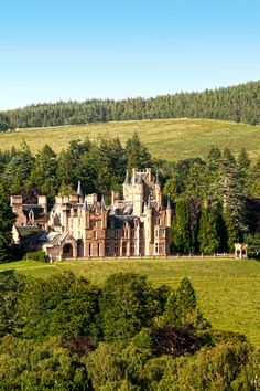 Ardross, Scotland...Castle Ardross, my friend's family has been restoring this piece of history since the 1980s...