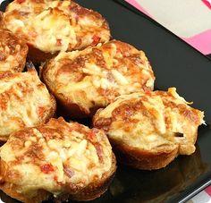 appetizers for parties pinterest | Parmesan Artichoke Crisps | Appetizers And Party Food