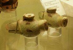 Balsamari a forma di #cavalletta Shape, Museum