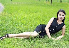 Thai member Chunpeng from Liuzhou, 30 yo, hair color Black Hair Color For Black Hair