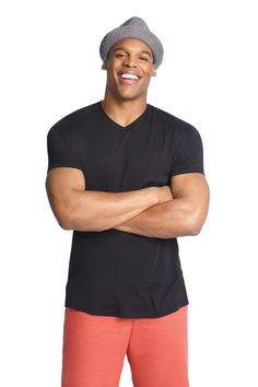 MADE Cam Newton Preppy Navy V-Neck Tee #belk #MADECamNewton