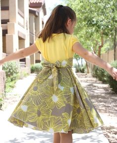 5 Quick Sewing Tutorials for Happy Kids and more from Crafty Cupboard | Sewing Secrets - A Blog by Coats & Clark