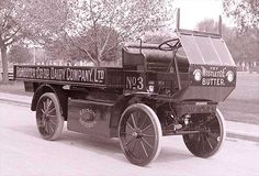 Now this is an old school COE Vintage Trucks, Old Trucks, Electric Truck, Gas Turbine, Train Truck, Cool Vans, Busse, Steam Engine, Alternative Energy