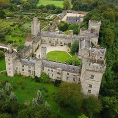 Lismore Castle, Ireland  Fancy