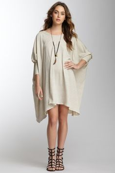 Slouchy Georgie Dress