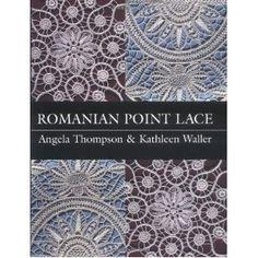 Romanian Point Lace crochet book