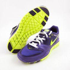 Cool Nike Free Hyper TR Women's Training Shoes-Purple/Lime