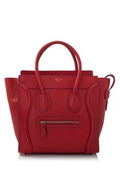 Céline Micro Luggage Shopper  HK$22,195