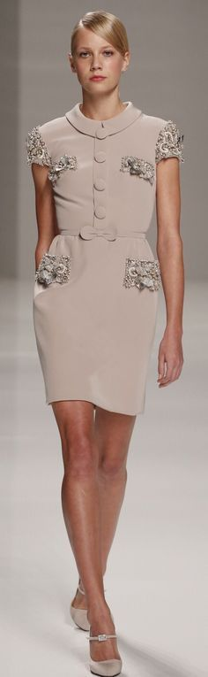 289b12d66 Georges Hobeika Spring-Summer Haute Couture Collection - Share The Looks ·  Moda ...