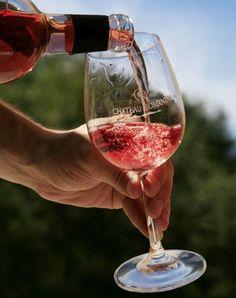 Le rosé de Provence, à déguster très frais dans la chaleur de l'été indien !