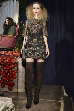 ALICE + OLIVIA COLLECTION 2014FW - The Cut