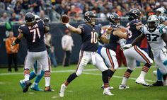 5 things we learned from Bears win over Panthers = Five things we learned from the Chicago Bears' 17-3 victory against the Carolina Panthers at Soldier Field on Sunday.....