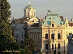 Belgrade, Serbia - Embbasy of Austria