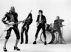 Ziggy Stardust And The Spiders From Mars - London November 1972