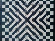 LEGO optical illusion