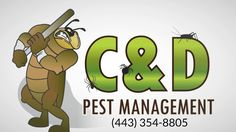Pest Control Services Turners Station MD (443) 354-8805