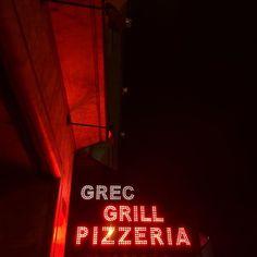 La fameuse pizza greco-romaine