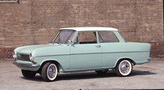 light green Opel