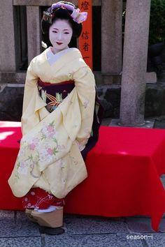 maiko Toshikana....very pretty