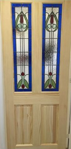 Stained glass internal door clear pine my room pinterest stained glass internal door clear pine planetlyrics Images